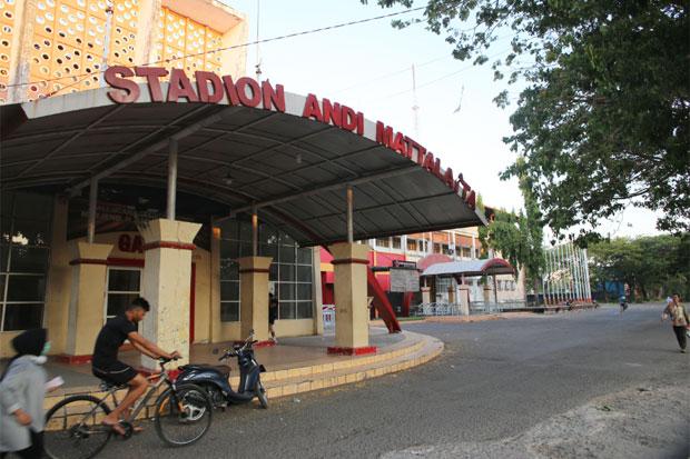Pekan Depan, Taksasi Stadion Mattoanging Ditarget Selesai