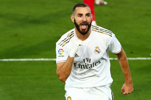 Benzema: Madrid Sudah Lupakan La Liga, Fokus Hadapi Man City