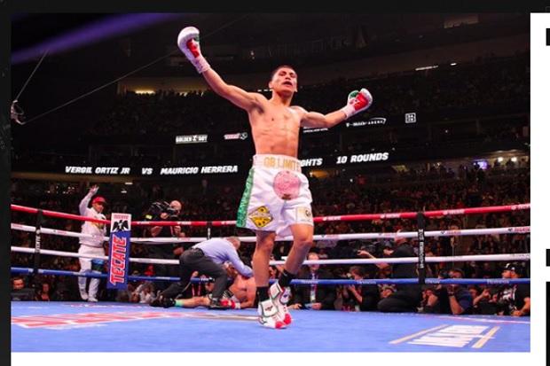 Raja KO Virgil Ortiz Tantang Garcia dan Thurman Naik Ring