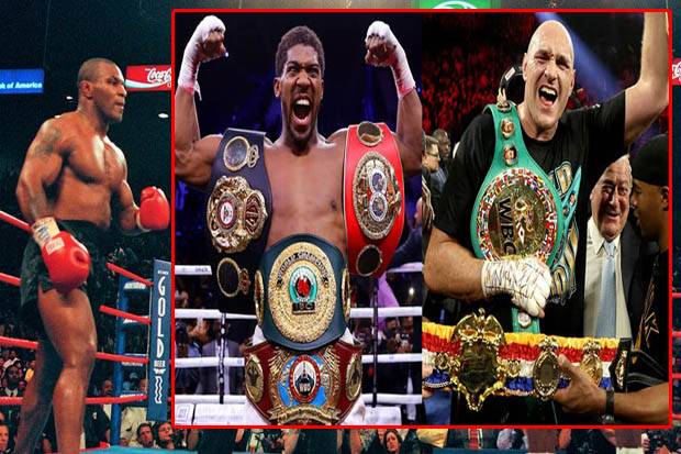 Tyson Kembalikan Marwah Kelas Berat, Joshua: Dia Ganas, Fury Tipuan