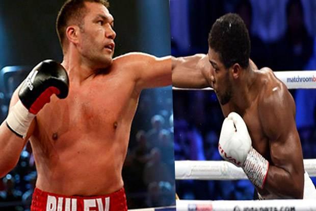 Joshua vs Pulev Digelar Desember Saingi Trilogi Fury vs Wilder