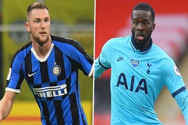 Inter Ajak Hotspur Barter Milan Skriniar dengan Tanguy Ndombele