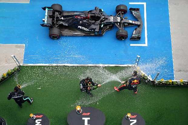 Sirkuit Silverstone Tanpa Penonton Bisa Ganggu Hamilton?
