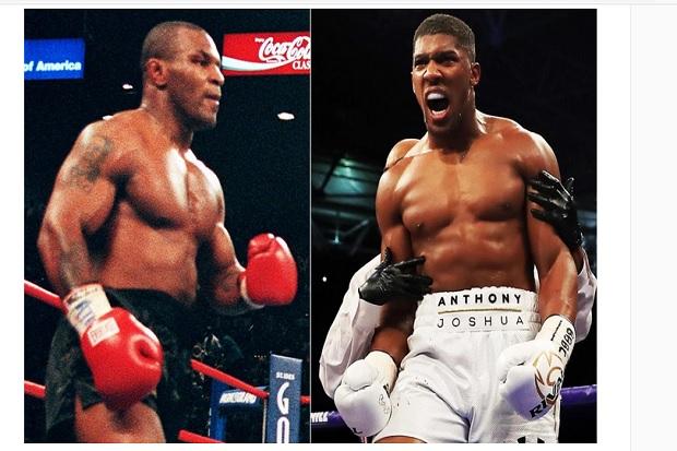 AJ: Tyson Anda Singa Tua, Biar Singa Muda yang Melakukan Hal Hebat