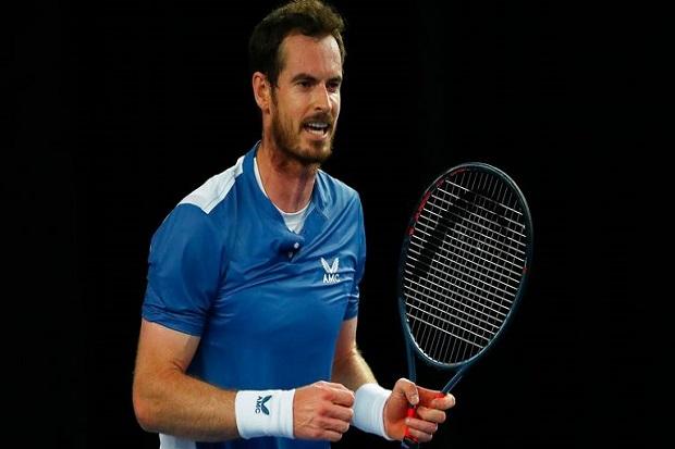 Hindari Pandemi Corona, Murray Pertimbangkan Gunakan Jet ke US Open