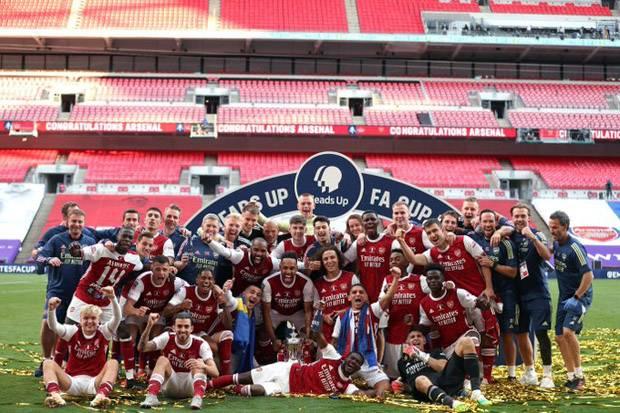 Arteta Jamin Aubameyang Bertahan di Arsenal