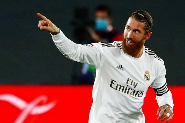 Madrid Tetap Boyong Sergio Ramos ke Manchester