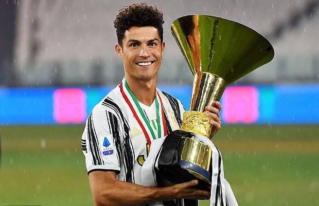 Cristiano Ronaldo: Tak Mudah Juara Bersama Juventus