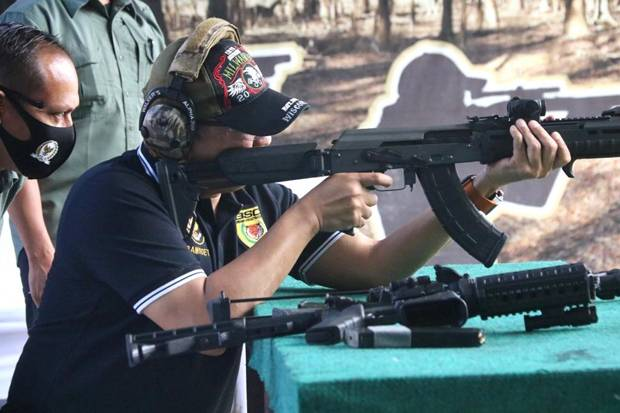 Bamsoet Ingin Aturan Direvisi, Warga Boleh Gunakan Pistol Kaliber 9mm