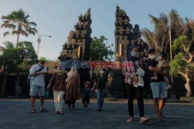 Wisata Bali Baru Bisa Dinikmati Wisatawan Domestik, Ayo Jaga Protokol Kesehatan