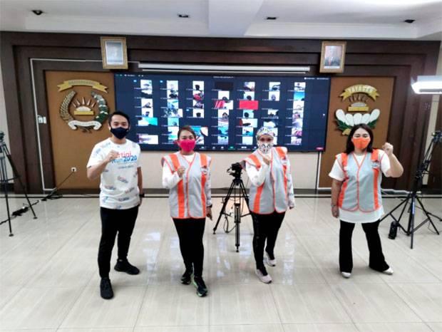 Lomba Lari Virtual Kartini Run 2020 Dimeriahkan 500 Peserta
