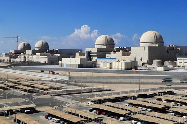 UEA Mulai Aktifkan Pembangkit Listrik Tenaga Nuklir Pertama