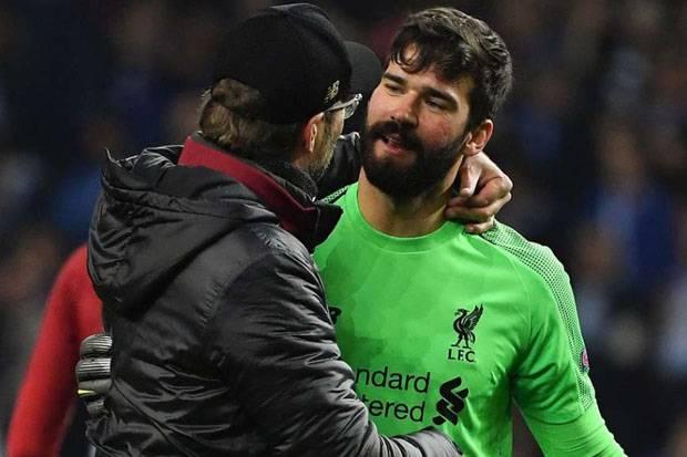 Alisson: Klopp Baru Saja Mulai di Liverpool!