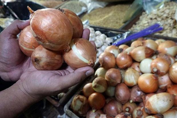 Deflasi Bulan Juli karena Emas Kalah oleh Bawang Bombay