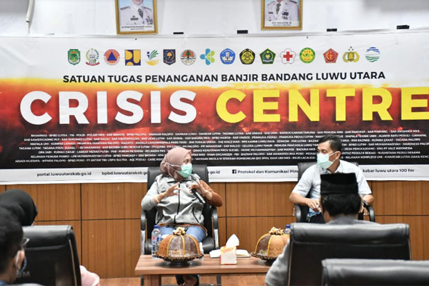 Bupati Indah Harap Dana Tunggu Hunian untuk Korban Bencana Segera Cair