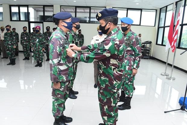 Laksma TNI Puguh Santoso Resmi Jabat Waaslog KSAL