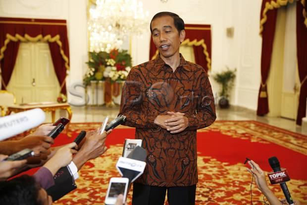 Presiden Jokowi Dikaruniai Cucu Keempat