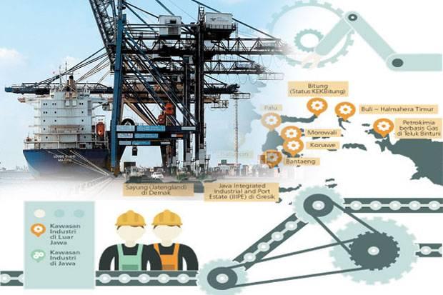 Jaring Investor Asing, 27 Kawasan Industri Terpadu Disiapkan