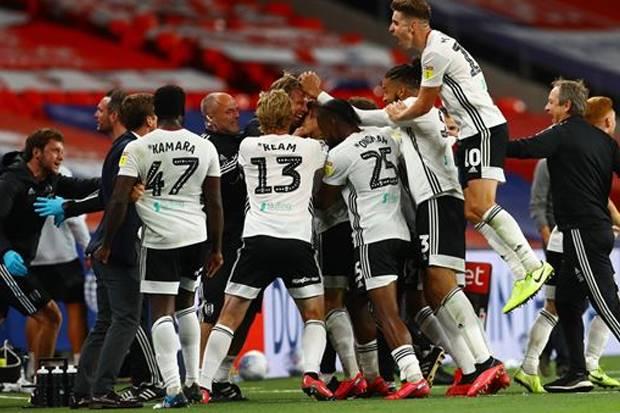 Kembali ke Liga Primer Inggris, Fulham Kantongi Rp 2,5 Triliun