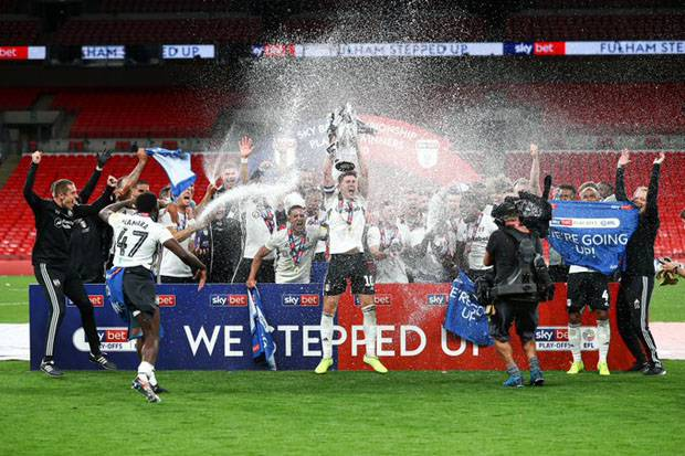 Promosi ke Liga Primer 2020/2021, Fulham Tidak Rombak Drastis Skuat