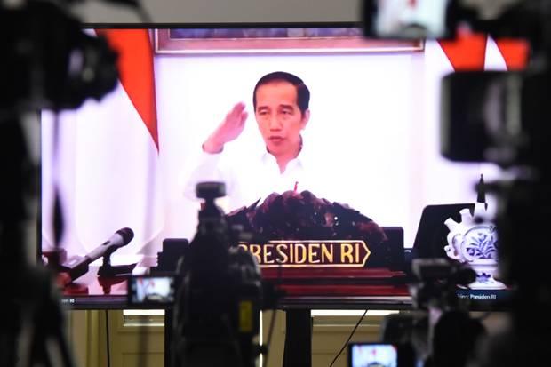 Presiden Jokowi Diminta Buat Perpres Atasi Rangkap Jabatan di BUMN