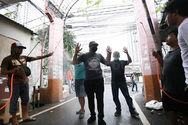 Waspada! Hampir 100 Ribu Orang Terdeteksi Suspect Corona
