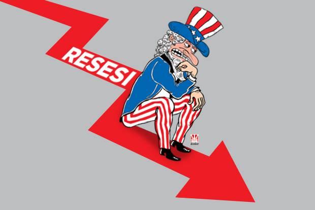 Resesi AS Ganggu Ekonomi Nasional