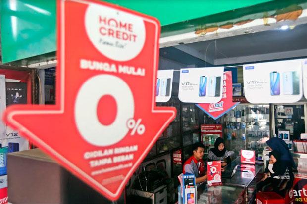 Dukung Gerakan Cashless, Home Credit Hadirkan Alat Pembayaran Non Tunai