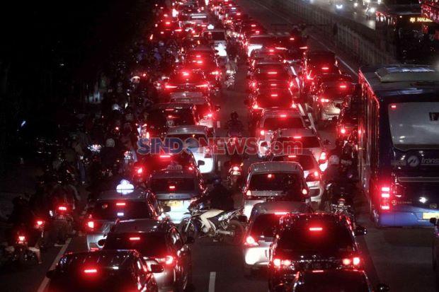 Jalan Berbayar Solusi Kurangi Macet di Jakarta, Seperti Apa?