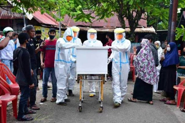 Polisi Limpahkan Berkas Kasus Penjamin Jenazah COVID-19 ke Kejari