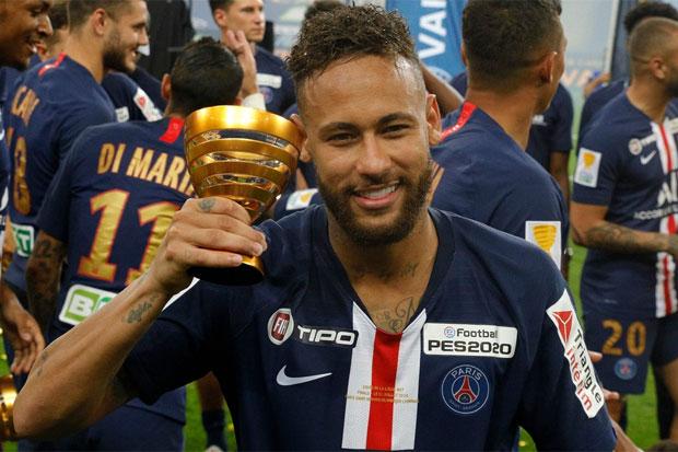 Neymar Terus Menikmati Momen Terbaiknya Bersama PSG