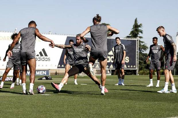 Misi Sulit Madrid di Manchester, Hanya 5 Tim Melaju Setelah Kalah di Kandang