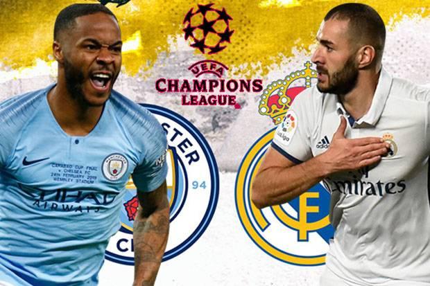 Preview Manchester City vs Real Madrid: Belum Tenang