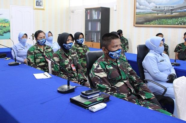 HUT ke-57, Wanita Angkatan Udara Diminta Tingkatkan Semangat Pengabdian