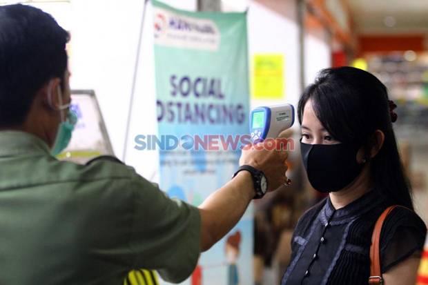 Ngeri! Kasus Positif Corona Terus Meningkat, 29 Kantor di DKI Jakarta Kembali Tutup