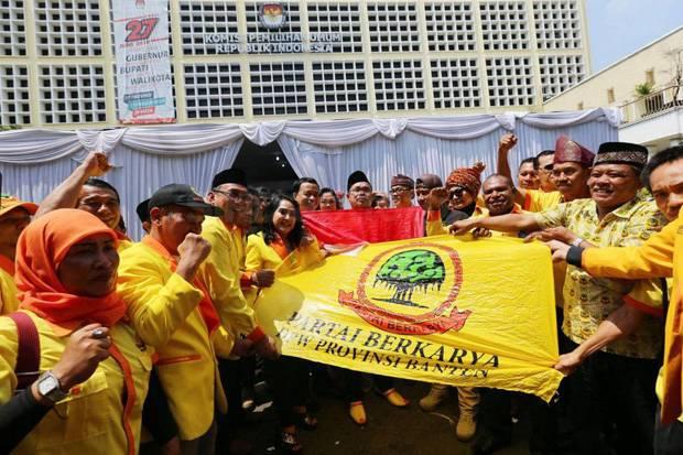Atur Agenda Muswil, DPW Berkarya Sulsel Kubu Fikram Bersih-bersih Kader