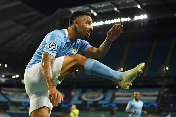 Bawa Man City ke Perempat Final, Gabriel Jesus Ingin Seperti Ronaldo