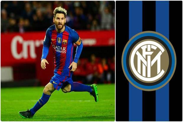Perselingkuhan Messi dan Inter Dibongkar Media Italia