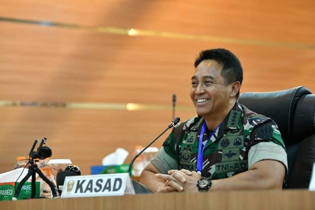 KSAD Jenderal Andika Perkasa Diangkat Sebagai Wakil Ketua Pelaksana KPCPEN