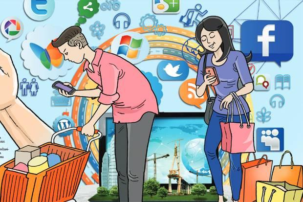 Hore! 17 Agustus, Pemerintah Tebar Cashback Lewat Dompet Digital