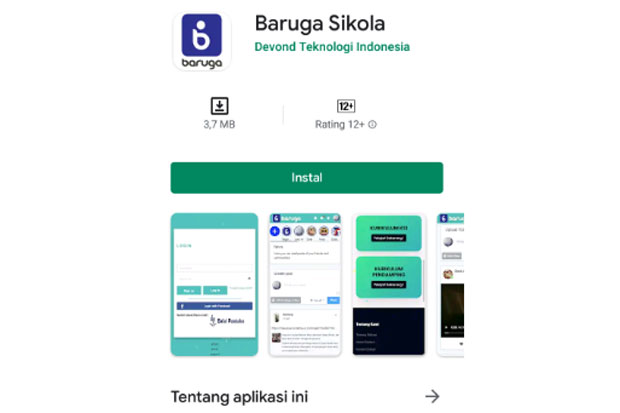 Pertama di Indonesia, Aplikasi Belajar Gratis Kini Ada di Sulsel
