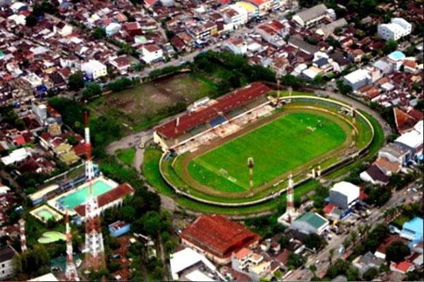 Hasil Sementara Proses Taksasi Stadion Mattoanging Capai 60 Persen
