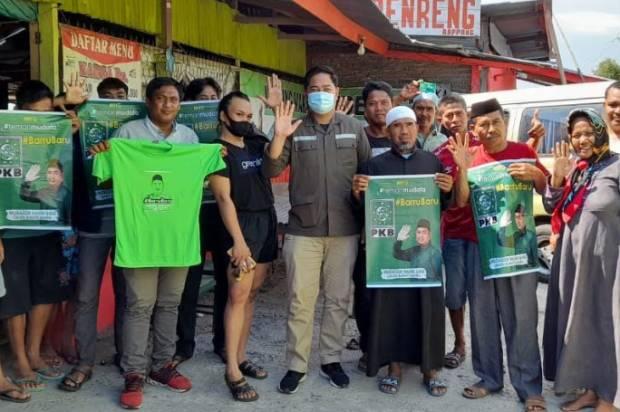 Mudassir Punya Kans Wujudkan Koalisi PKB-PPP di Pilkada Barru