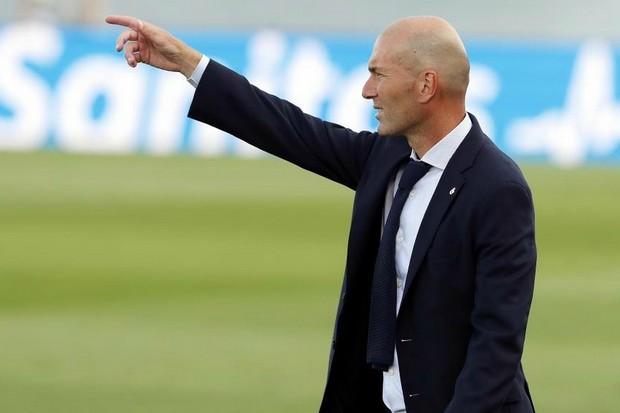 Siapkan Madrid untuk Musim Depan, Zidane Bakal Cuci Gudang