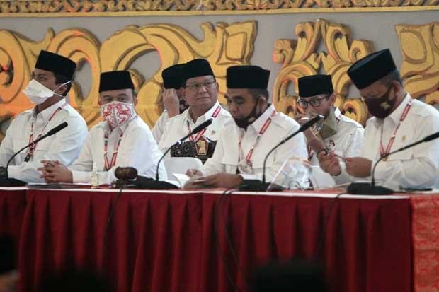 Kembali Maju Capres, Prabowo Akan Putuskan 1 Tahun Jelang Pilpres