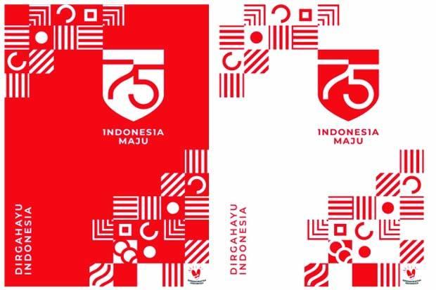 Begini Detail Penggunaan Logo HUT Ke-75 Kemerdekaan Indonesia