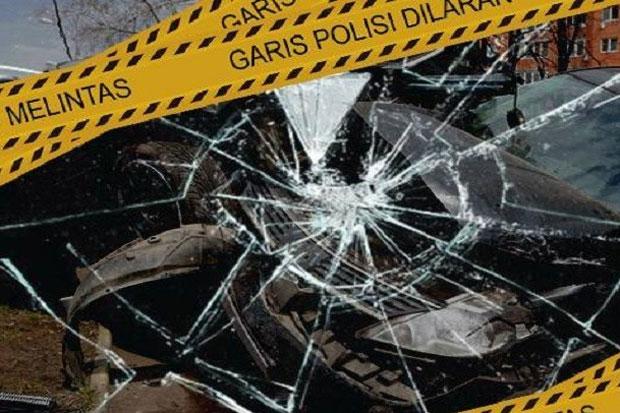 Adnan Tewas Usai Alami Kecelakaan Lalu Lintas di Enrekang