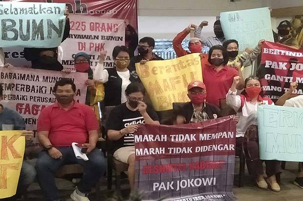 Tersingkir dari Komisaris BUMN, Relawan Jokowi Merasa Kehilangan Induk