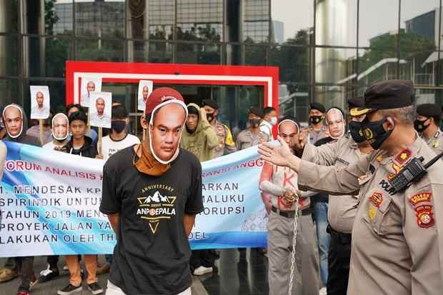 KPK Didesak Usut Temuan BPKP soal Pembangunan Jalan di Kepulauan Aru