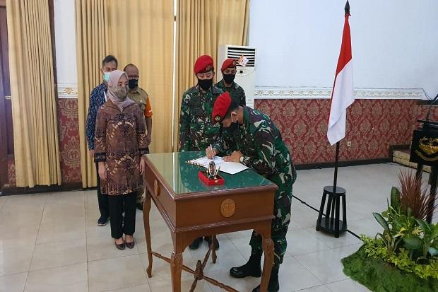 Grup-3 Kopassus Canangkan Zona Integritas Menuju Wilayah Bebas Korupsi